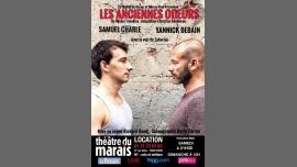 Les anciennes odeurs à Paris le dim. 16 octobre 2016 de 15h00 à 16h20 (Théâtre Gay Friendly)