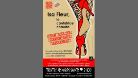 Isa Fleur, La Cantatrice Chaude in Avignon le Wed, July 27, 2016 at 09:30 pm (Show Gay Friendly, Lesbian Friendly)