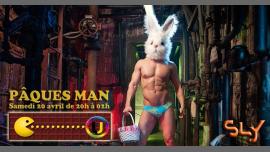 ◣ Pâques-Man ◥ votre before samedi de 20h à 02h ! à Paris le sam. 20 avril 2019 de 20h00 à 02h00 (After-Work Gay)