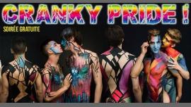▃ ▅ ▆ █ Cranky PRIDE (dès 18h, gratuit!) █ ▆ ▅ ▃ à Paris le sam. 24 juin 2017 de 18h00 à 05h00 (Clubbing Gay)