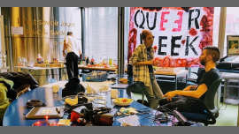 Rejoins la Queer Week 2020 ! in Paris le Sun, August 25, 2019 from 08:00 am to 11:30 pm (Festival Gay, Lesbian, Trans, Bi)