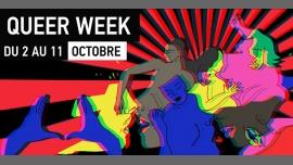 Queer Week 2020, du 2 au 11 octobre em Paris de  2 para 11 de outubro de 2020 (Festival Gay, Lesbica, Trans, Bi)