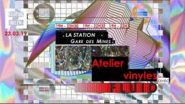 Atelier mixage sur vinyles avec f l u i d (COMPLET) a Parigi le sab 23 marzo 2019 19:30-22:00 (Laboratorio Gay, Lesbica, Trans, Bi)
