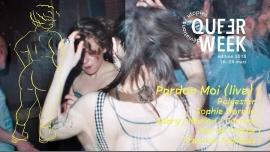 Soirée de clôture Queer Week 2018 : Spring Queer à Paris le sam. 24 mars 2018 de 22h00 à 05h30 (Clubbing Gay, Lesbienne, Trans, Bi)