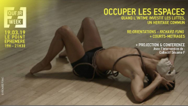 "Occuper les espaces : ""Re:Orientations"" • projection/ discussion in Paris le Tue, March 19, 2019 from 07:00 pm to 09:30 pm (Meetings / Discussions Gay, Lesbian, Trans, Bi)"