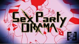 Drama : Soirée Q en non-mixité MeufsGouinesBi.e.sTrans*Inter* em Paris le dom, 17 março 2019 18:00-02:00 (After-Work Lesbica, Trans)