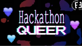 Hackathon Queer in Paris from  9 til March 11, 2018 (Meetings / Discussions Gay, Lesbian, Trans, Bi)