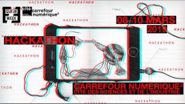 Hackathon Queer #2 à Paris du  8 au 10 mars 2019 (Rencontres / Débats Gay, Lesbienne, Trans, Bi)