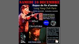 Repas de fin d'année du Long Yang Club Paris à Paris le sam. 16 décembre 2017 de 19h00 à 23h00 (Restaurant Gay Friendly)