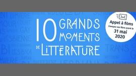 10 Grands Moments de Littérature em Paris le dom, 31 maio 2020 07:00-20:00 (Reuniões / Debates Gay, Lesbica, Hetero Friendly, Bear)