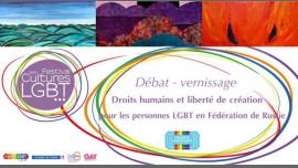 Droits humains et liberté de création pour les personnes LGBT à Paris le mer. 28 mars 2018 de 19h00 à 22h00 (Rencontres / Débats Gay, Lesbienne, Hétéro Friendly, Bear)