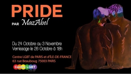 Exposition - Pride MazAbel in Paris le Fri, November  2, 2018 from 03:30 pm to 08:00 pm (Expo Gay, Lesbian, Trans, Bi)