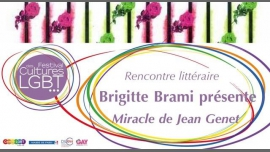 Conférence - Brigitte Brami présente Miracle de Jean Genet in Paris le Thu, March 22, 2018 from 06:00 pm to 08:00 pm (Meetings / Discussions Gay, Lesbian, Hetero Friendly, Bear)