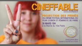 Projection - Primés du 29e Festival Intl. du Film Lesbien à Paris le ven. 30 mars 2018 de 19h00 à 21h00 (Cinéma Gay, Lesbienne, Hétéro Friendly, Bear)