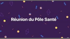 Réunion du Pôle santé in Paris le Tue, November 20, 2018 from 08:00 pm to 10:00 pm (Meetings / Discussions Gay, Lesbian, Hetero Friendly, Bear)