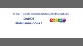 Idablhot - Village interassociatif de l'IDABLHOT à Paris le sam. 20 mai 2017 de 14h00 à 18h00 (Festival Gay, Lesbienne, Hétéro Friendly, Bear)