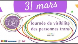 Journée de visibilité des personnes trans (TDOV) in Paris le Sat, March 31, 2018 from 04:00 pm to 10:00 pm (Ceremonies Gay, Lesbian, Hetero Friendly, Bear)