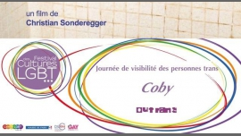 Projection - Coby in Paris le Sat, March 31, 2018 from 08:00 pm to 10:00 pm (Cinema Gay, Lesbian, Hetero Friendly, Bear)