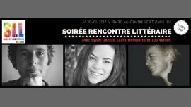 Soirée rencontre littéraire du Salon du Livre Lesbien à Paris le ven. 20 janvier 2017 de 19h30 à 22h30 (Rencontres / Débats Lesbienne)