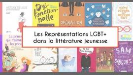 Conférence - Représentations LGBT+ dans la littérature jeunesse à Paris le sam. 24 mars 2018 de 19h00 à 21h00 (Rencontres / Débats Gay, Lesbienne, Hétéro Friendly, Bear)