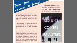 Projection du Film Documentaire Les Uns Contre les Autres à Paris le sam. 25 mars 2017 de 20h00 à 22h00 (Cinéma Gay, Lesbienne, Hétéro Friendly, Bear)
