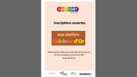 Ateliers Rainbow d'or — « Bien dans sa tête » à Paris le mer. 13 septembre 2017 de 15h30 à 17h00 (Rencontres / Débats Gay, Lesbienne, Hétéro Friendly, Bear)