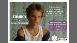 Projection Tomboy + sortie in Paris le Wed, November 22, 2017 from 08:00 pm to 11:59 pm (Cinema Gay, Lesbian, Hetero Friendly, Bear)