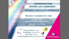Les lesbiennes dans les espaces publics et le numérique à Paris le mer.  5 février 2020 de 19h30 à 22h00 (Rencontres / Débats Gay, Lesbienne, Hétéro Friendly, Trans, Bi)