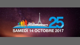 25 ans des Front Runners de Paris in Paris le Sat, October 14, 2017 from 08:00 pm to 04:00 am (Clubbing Gay, Lesbian)