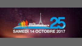 25 ans des Front Runners de Paris in Paris le Sat, October 14, 2017 from 08:00 pm to 04:00 am (Clubbing Gay, Lesbian)