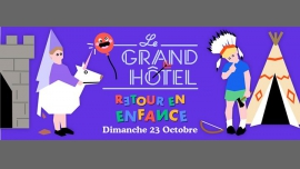 Le Grand Hôtel 23/10 in Paris le Sun, October 23, 2016 from 08:00 pm to 05:00 am (Clubbing Gay)
