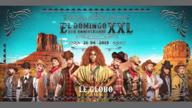 El Domingo XXL - 5 ans - Veille de jour férié in Paris le Sun, April 21, 2019 from 11:59 pm to 06:00 am (Clubbing Gay)
