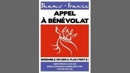 巴黎Appel à bénévolat Shams-France2020年 1月 1日,13:00(男同性恋, 女同性恋, 变性, 双性恋 见面会/辩论)