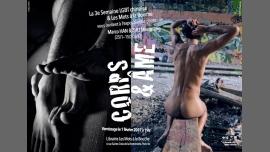 Corps & Âme (Exposition de photos de Marco HAN et ZHU Mingxiang a Parigi le mer  1 febbraio 2017 19:00-23:00 (Mostra Etero friendly, Trans, Bi)