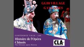 Le travesti, secret de l'opéra classique chinois ? à Paris le mar.  7 août 2018 de 14h00 à 15h00 (Rencontres / Débats Gay, Lesbienne, Hétéro Friendly, Trans, Bi)