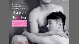 Happy Togayther - Spécial Nouvel An chinois 2018 à Paris le ven.  2 février 2018 de 21h00 à 02h00 (Sexe Gay, Lesbienne, Hétéro Friendly, Trans, Bi)