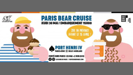 Paris Bear Cruise 2019 in Paris le Do 30. Mai, 2019 15.00 bis 18.00 (Kreuzfahrt Gay, Bear)