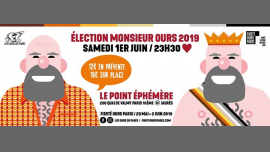 Élection de Monsieur Ours 2019 in Paris le Sa  1. Juni, 2019 23.30 bis 03.00 (Clubbing Gay, Bear)