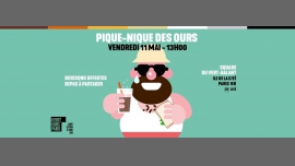 Pique-nique des Ours in Paris le Fri, May 11, 2018 from 01:00 pm to 03:00 pm (Picnic Gay, Bear)