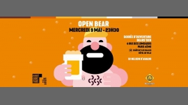 Soirée Open Bear in Paris le Wed, May  9, 2018 from 11:30 pm to 04:00 am (After-Work Gay, Bear)