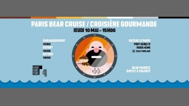 Paris Bear Cruise 2018 in Paris le Thu, May 10, 2018 from 03:00 pm to 06:00 pm (Cruise Gay, Bear)