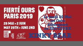 KINKY BEAR in Paris le Do 30. Mai, 2019 23.30 bis 04.00 (Sexe Gay)