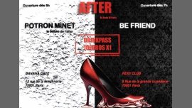 After be friend à Paris le jeu. 12 janvier 2017 de 07h00 à 12h00 (After Gay Friendly)