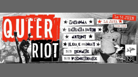 Queer Riot #1 in Paris le Fri, June 14, 2019 from 11:55 pm to 05:55 am (Clubbing Gay, Lesbian, Trans, Bi)