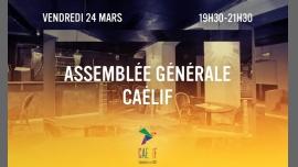 Assemblée générale extraordinaire à Paris le ven. 24 mars 2017 de 19h30 à 21h30 (Vie Associative Gay, Lesbienne, Trans, Bi)