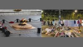 """Ravivage de la Flamme par Les """"Oublié-e-s de la Mémoire à Paris le mar. 20 juin 2017 de 18h00 à 19h00 (Cérémonies Gay, Lesbienne)"""