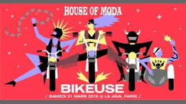 HOUSE of MODA bikeuse in Paris le Sat, March 31, 2018 from 11:59 pm to 06:00 am (Clubbing Gay)