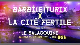 Barbi(e)turix X La Cité Fertile : Le Balagouine à Paris le sam. 13 juillet 2019 de 18h00 à 02h00 (After-Work Lesbienne)
