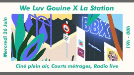 We Luv Gouine x La Station : Ciné Plein Air et Courts Métrages à Paris le mer. 26 juin 2019 de 19h00 à 23h59 (After-Work Lesbienne)