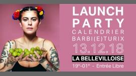 Launch Party Calendrier Barbi(e)turix à Paris le jeu. 13 décembre 2018 de 19h00 à 01h00 (Clubbing Lesbienne)